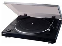 Good Condition Used Sony PS-LX300USB USB Stereo Turntable