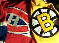 HABS vs BRUINS - 2 GAMES (09dec & 19jan) CHEAP TICKETS