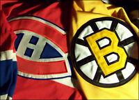 2x ou 4x Boston Bruins 9/12/15 ! Cheap (cost price)!