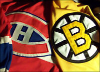 Original 6 Matchup! Bruins vs Canadiens in Montreal and more!