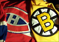 Bruins vs Canadiens! Saturday Night Hockey on November 7 2015