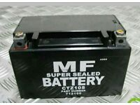 Battery YTZ10S/BTZ10S/CTZ10S for Honda CBR & Yamaha R1