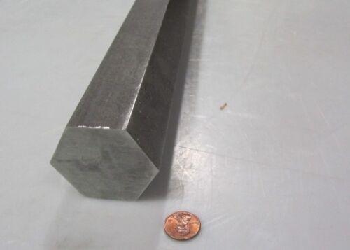 "4140/4142 Carbon Steel Hex Rod 2"" Hex  x 1 Foot Length"