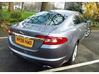 2008 Jaguar XF 2.7d Luxury 4 door Auto Diesel Saloon