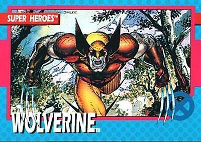 X-MEN SERIES 1 SET OF 100 CARDS JIM LEE