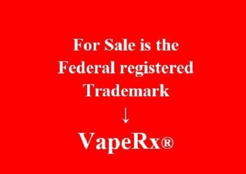VapeRx® > make a reasonable offer