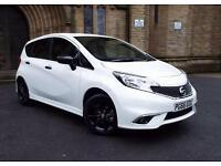 2016 Nissan Note 1.5 dCi Black Edition 5 door Diesel Hatchback