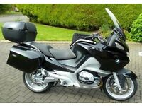 BMW R1200RT LE 2009 Ltd Edition of 200 Sapphire Black Metallic. Full BMW Service History