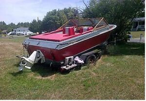 16 ft 6 seater Boat - Make me an offer