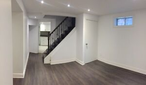 Newly Renovated Basement at Don Mills/ Steeles