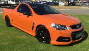 2013 Holden Ute VF SS Fantale 6 Speed Manual Utility Maddington Gosnells Area Preview
