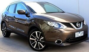 2015 Nissan Qashqai J11 TI Bronze 6 Speed Manual Wagon Berwick Casey Area Preview