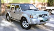 2011 Nissan Navara D22 S5 ST-R Silver 5 Speed Manual 4D UTILITY Upper Ferntree Gully Knox Area Preview