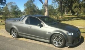 2011 Holden Commodore VE II SS Grey 6 Speed Automatic Utility Rocklea Brisbane South West Preview