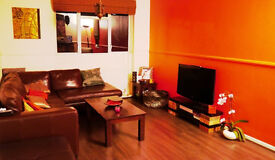 Large 1 bed flat in Hainault