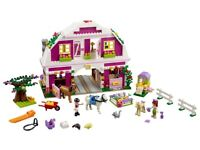 Heartlake Lego friends set