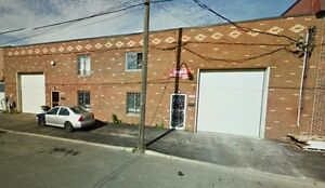 Local industrial / Commercial:  * 3,000 sq. ft. * Crane 3 tons