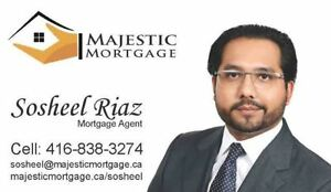 Low rate1st,2nd &3rd Mortgages, Bank Refused? I Can Help!