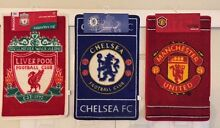 "Liverpool,Chelsea,Manchester Floor Mats ""new"" Daylesford Hepburn Area Preview"