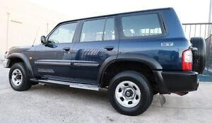 2002 Nissan Patrol GU III TURBO DIESEL AUTO 7 SEATER ST (4X4) 4 Speed Automatic Wagon Underwood Logan Area Preview