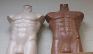 Retail Display Mannequins - Various Styles And Prices