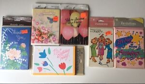Greeting Cards / wrapping vintage miscellaneous Kitchener / Waterloo Kitchener Area image 8