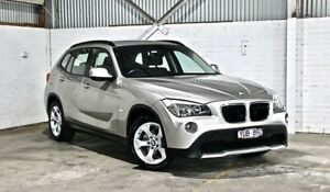 2012 BMW X1 E84 MY0312 sDrive18i Steptronic Silver 6 Speed Sports Automatic Wagon Thomastown Whittlesea Area Preview