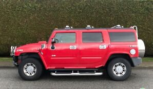 Excellent condition Hummer H2 2007
