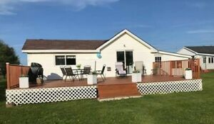 Cottage for rent on Locke Shore Road, Summerside, PE