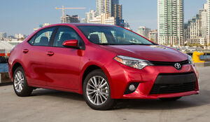 2015 Toyota Corolla LE Sedan Cambridge Kitchener Area image 2