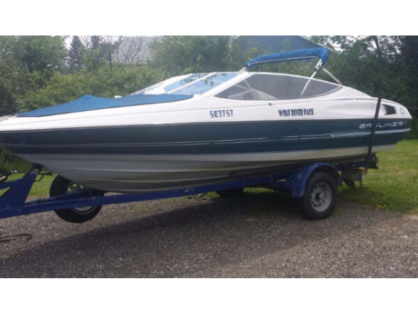 Used 1991 Bayliner Capri