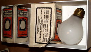4 - 32 Volt X 25 Watt bulbs in packages London Ontario image 1