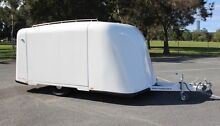 Ex-Demo FULLY ENCLOSED TRAILER MOTOR CYCLE / GO KART / CAMPER Southport Gold Coast City Preview