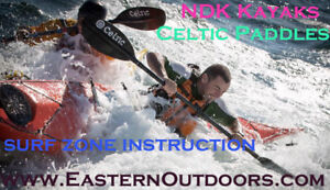 Eastern Outdoors Accessories and Kayaks