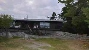 FOR THIS WEEKEND ONLY 2 BEDROOM WATERFRONT COTTAGE ON SPECIAL***