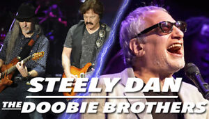 July 2 @ the Budweiser Stage Steely Dan And the Doobie Brothers