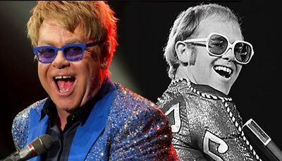 ELTON JOHN   - Live Concert LIST -  rocket man