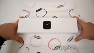 SEALED NEW Apple Watch Series 5 44MM - Grey/Black