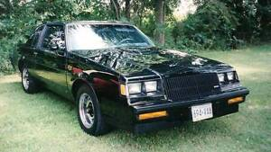 Wanted!  Buick Grand National