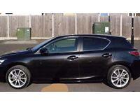 2012 Lexus CT200h SE Excellent condition. good bargain MOT till August 2017