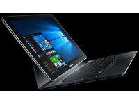 Samsung Galaxy TabPro S 12.0 SM-W708, LTE (Vodafone, inc £10 Sim), Win10, Samsung Keyboard Case