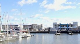 Live-In Section Chef in Marina-Side Restaurant -- £8.20 p/h -- Portishead nr Bristol