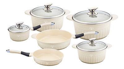 High Quality Royalti Line Keramik Koch Set Induktion Topf Pfanne NEU 599,- Keramik-pfanne 10