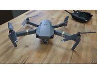 DJI Mavic Pro, 4k Camera Drone, New, In Box, Never been used