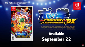 GamesXchange has Pokken Tournament DX and New Switch Systems