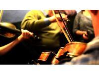 Looking for Trad/folk musicians
