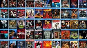 Looking for Scream Factory & Arrow Brand Blu-Ray Horror Movies