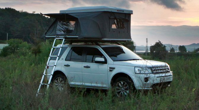 【market Promotion Sale】 Car Top Roof Hard Shell Camping