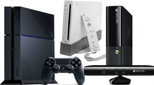 Rex&Co pawnshop has all Video Games & System needs