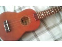 Stagg Ukulele With Carry Case